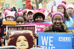 CORE supports the Women's March
